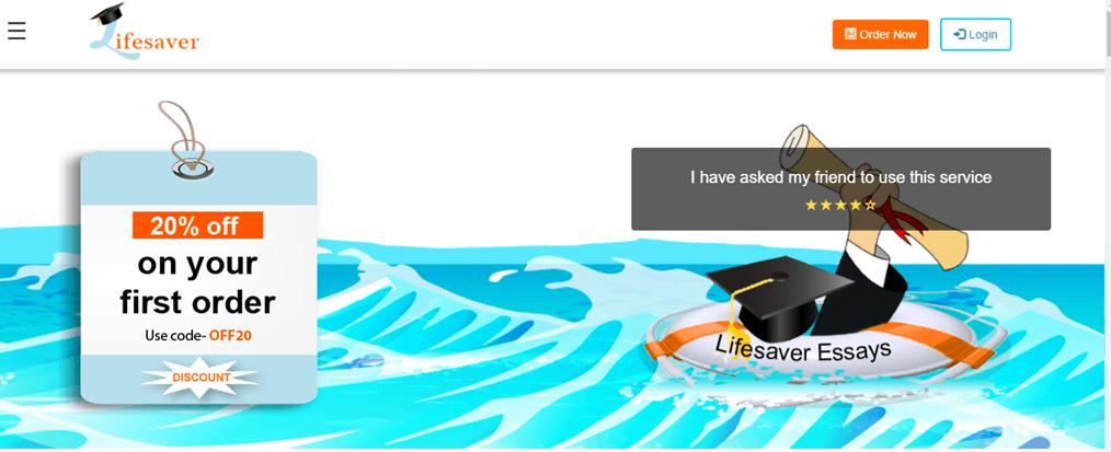 LifeSaverEssays.com quality