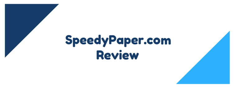 speedypaper.com review