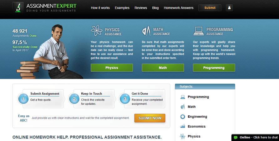 Assignment expert legit