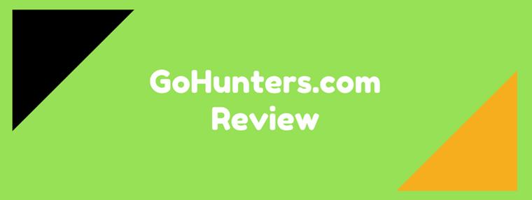 gohunters.com review