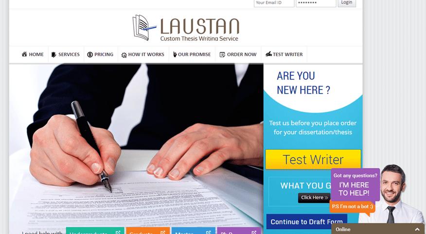 Laustan.com customer support