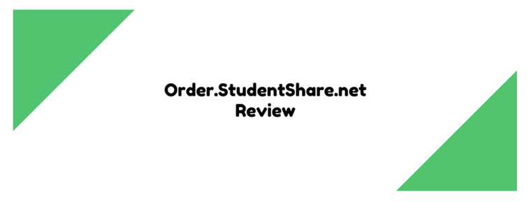order.studentshare.net review
