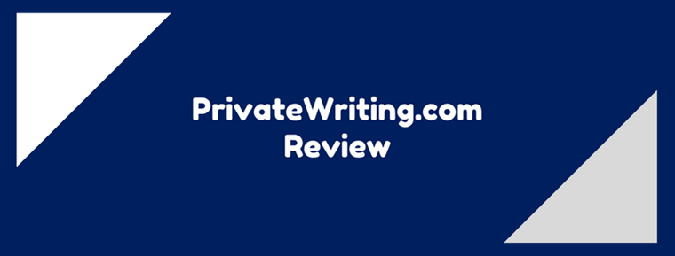 privatewriting.com review