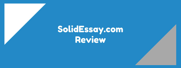 solidessay.com review