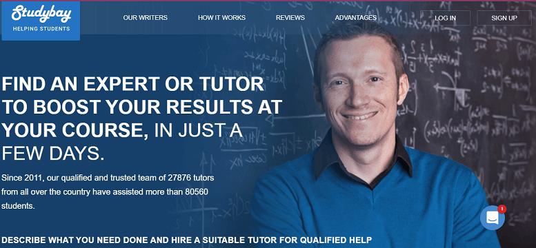 StudyBay.com services