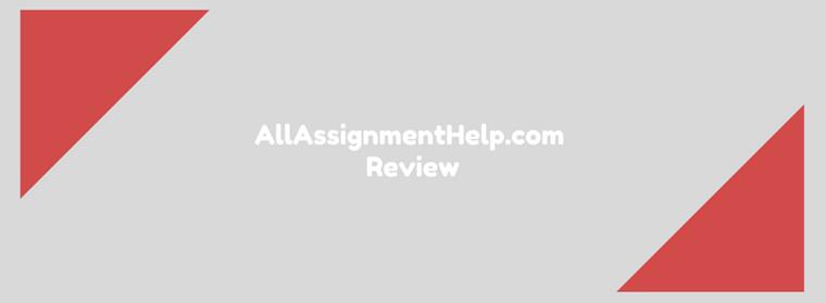 allassignmenthelp.com review