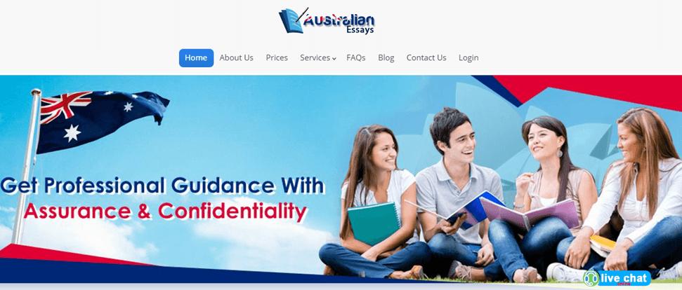 AustralianEssay.com services