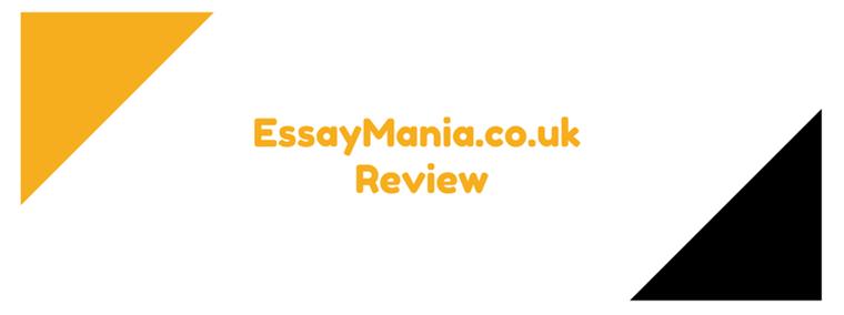 essaymania.co.uk review