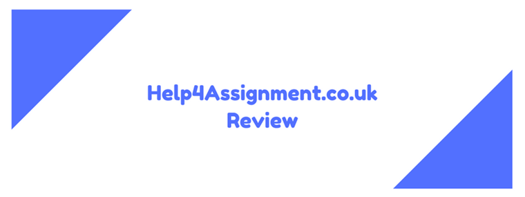 help4assignment.co.uk review