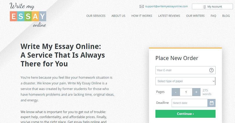 WriteMyEssayOnline.com