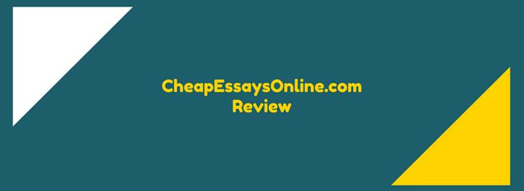 cheapessaysonline.com review