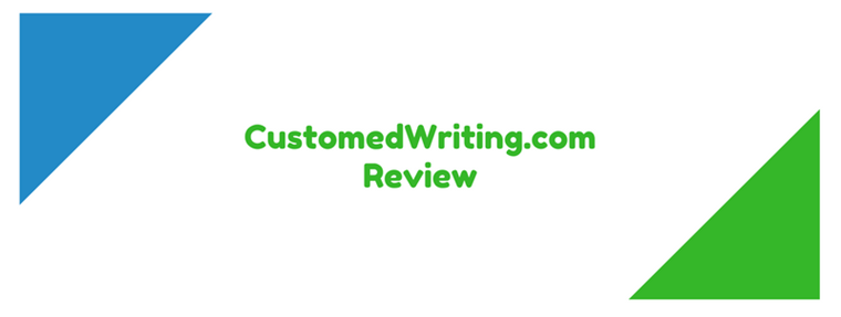 customedwriting.com review