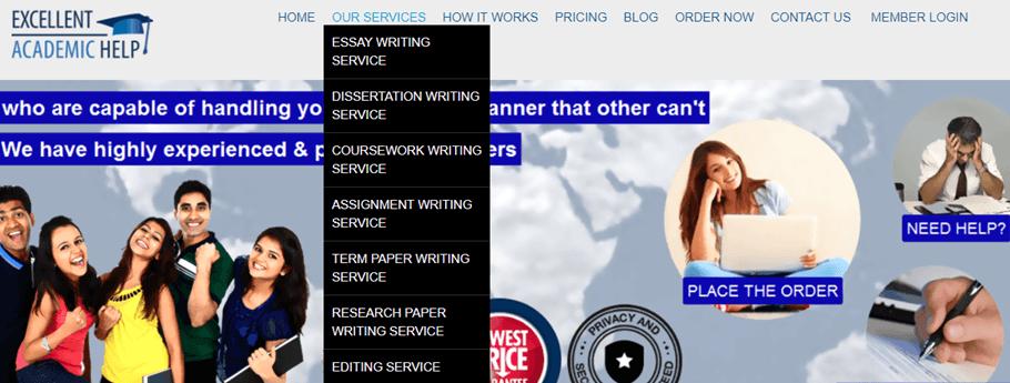 ExcellentAcademicHelp.com services