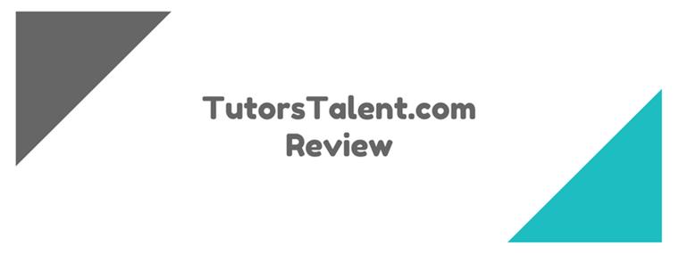 tutorstalent.com review