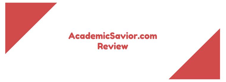academicsavior.com review