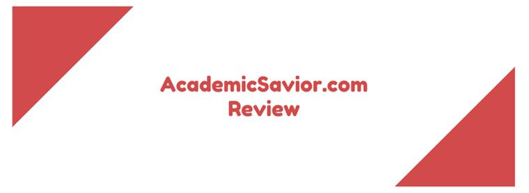 academicsavior.com review