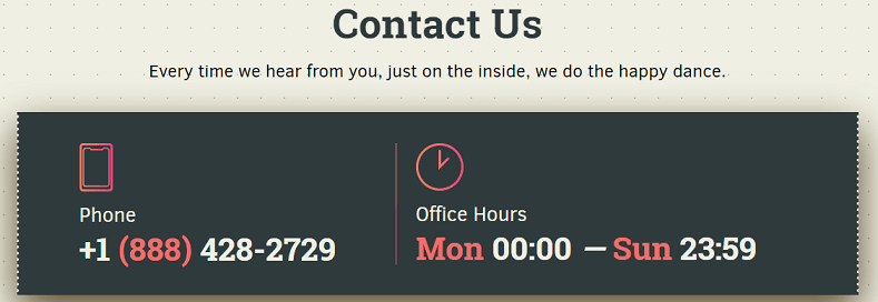 myhomeworkdone.com customer service