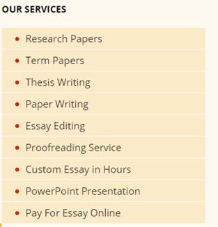 essaymama.com services