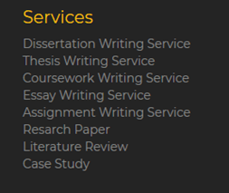 academicwritingexperts.com services