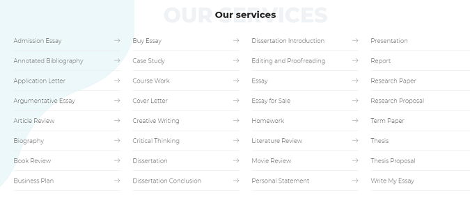 My essay service review