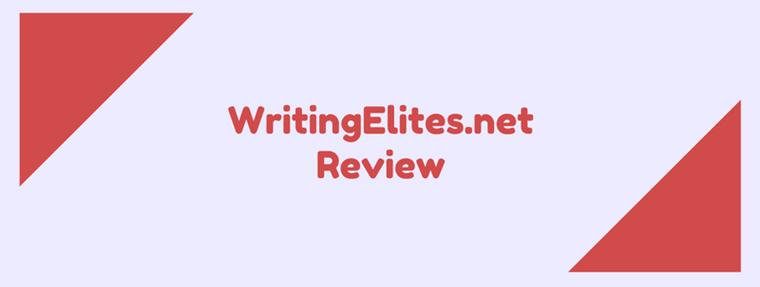 writingelites.net review