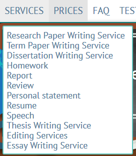 handmadewritings.com services