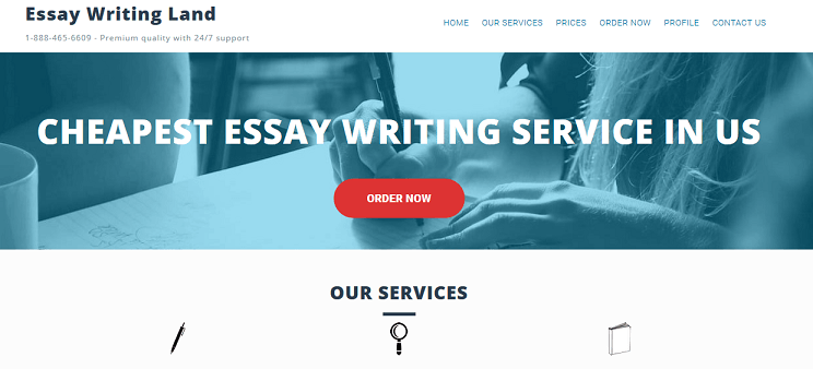 essaywritingland.com website