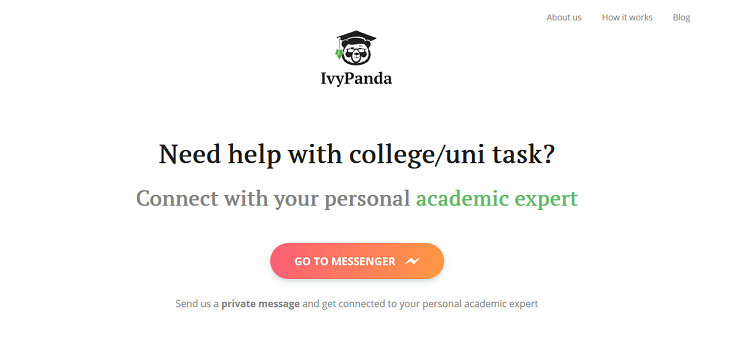 ivypanda.com website