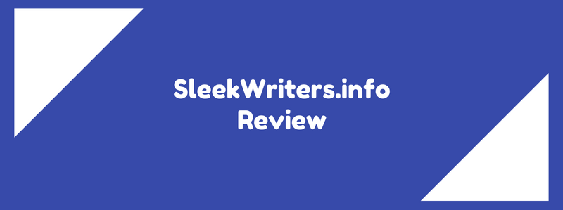 sleekwriters.info review