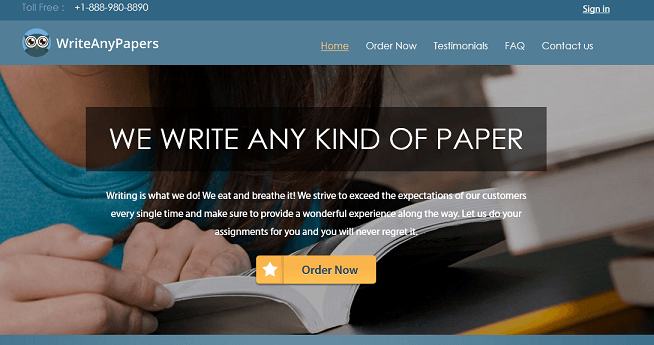 writeanypapers.com website