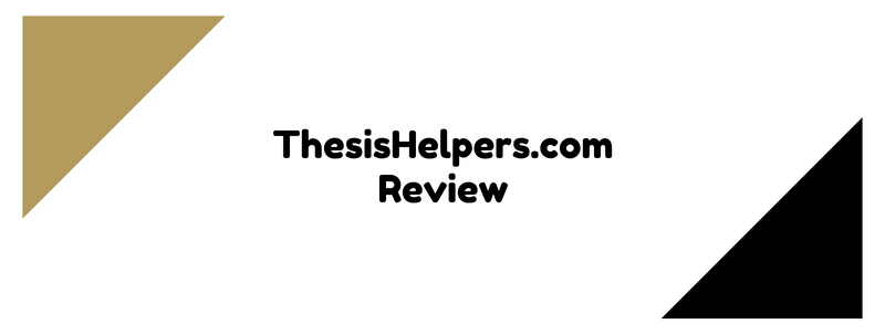 thesishelpers.com review