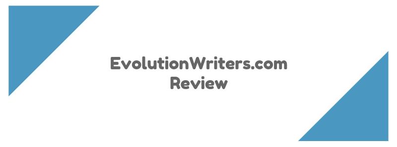 evolutionwriters.com review