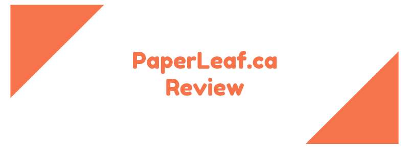 paperleaf.ca review